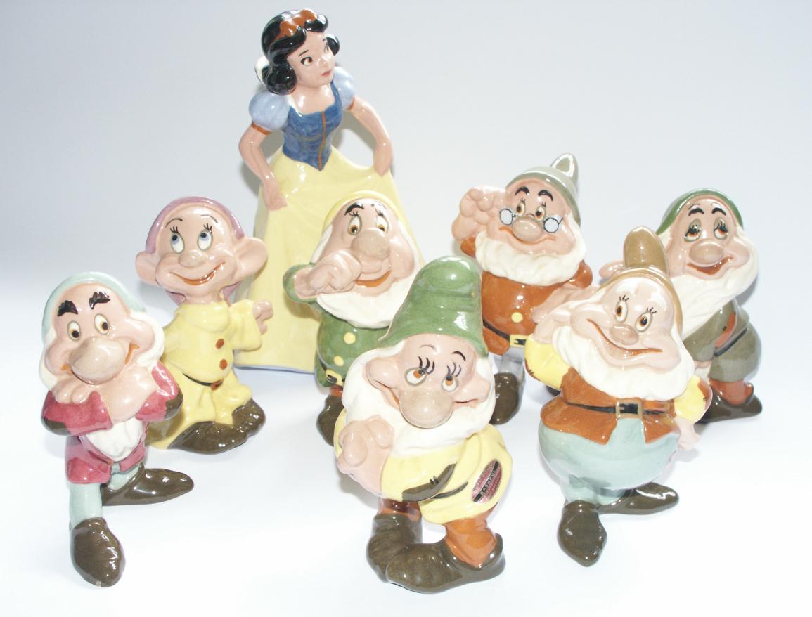 Snow white amp seven dwarfs
